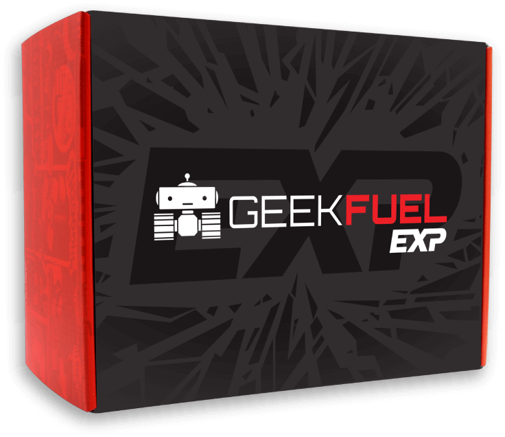 Geek Fuel EXP box